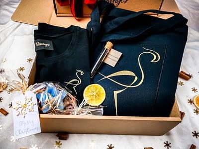 zestaw prezentowy tshirt supima i eko torba bawełniana