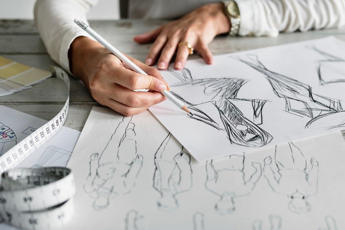 Projektowanie odzieży marka flamingos opis