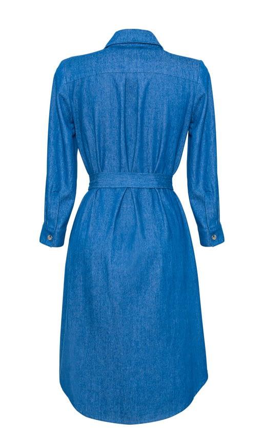 sukienka-szmizjerka-jeansowa-niebieska